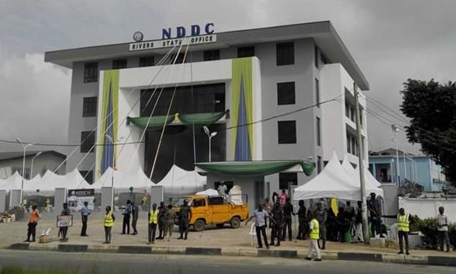 PANDEF lauds National Assembly over NDDC probe