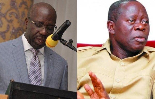 Desperate moment for Obaseki, Oshiomhole and APC in Edo