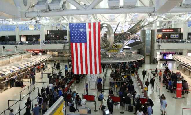 Nigeria records biggest global drop in visitors to US in 2019