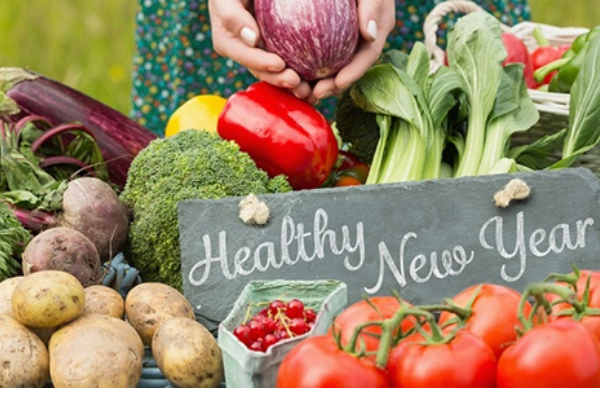 Tips for a healthier you in the New Year