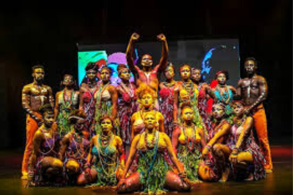 Fela's Republic and the Kalakuta Queens: Truly an epic show