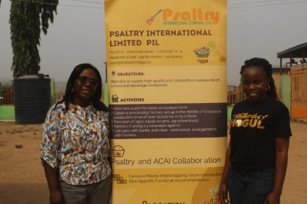 SmartFarm Nigeria, Psaltry International collaborate to train cassava farmers, create market access