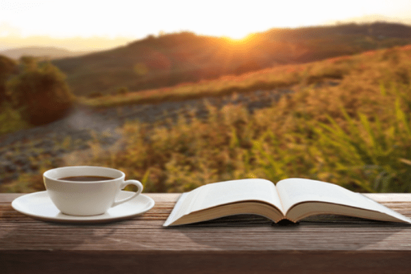 Five Things to Start Your Day