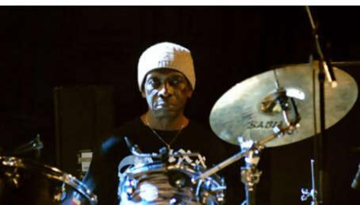 Tony Allen, and his rhythms that underpinned Afrobeat