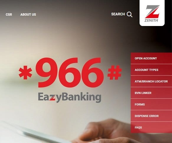 zenth bank