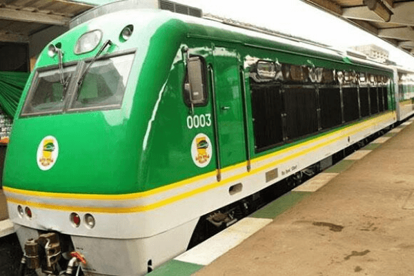 FG halts train services on coronavirus concerns