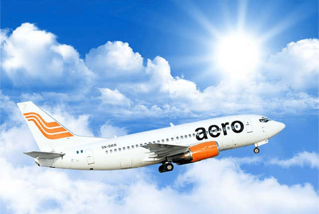 Aero expands routs, increases frequency