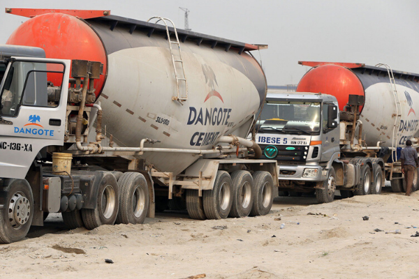 Dangote Cement Nigeria operations continue to power overall business
