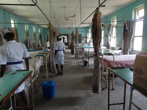 health systems in Nigeria