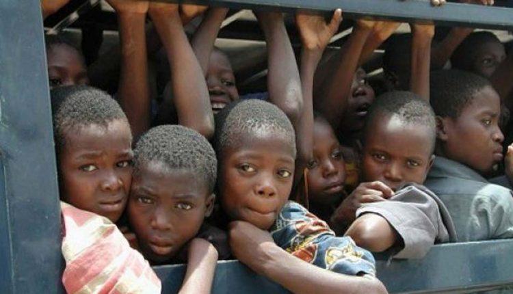 trafficking among Nigerians