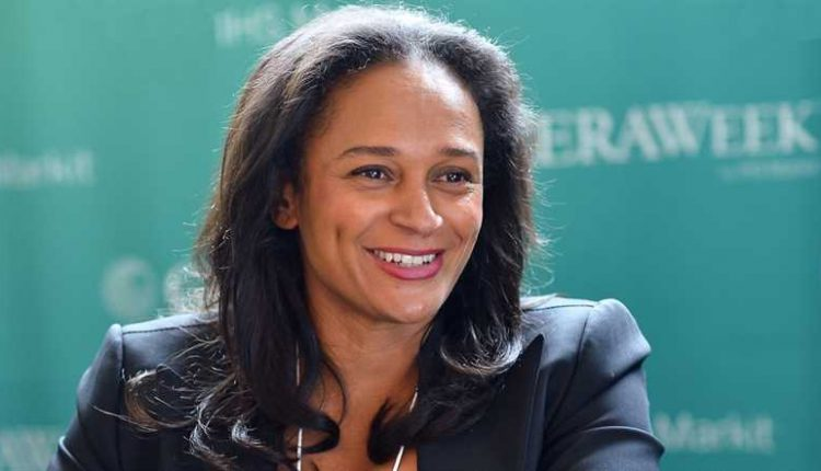 Isabel dos Santos charged with money laundering