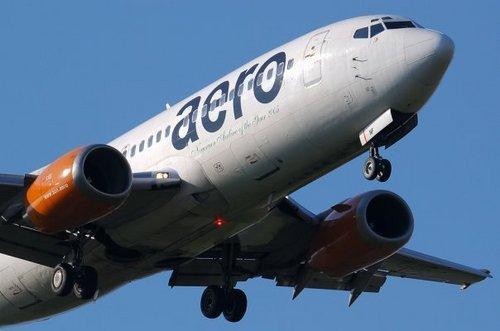 Aero Contractors suspends flight operations for 14 days over Coronavirus