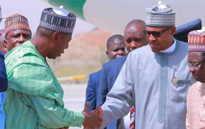 Buhari's booing in Borno shows Nigerians' loss of confidence, says PDP