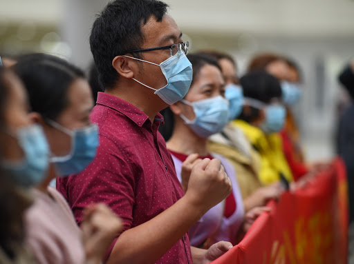Through lockdowns, sacrifices, China contains 99% of Coronavirus cases within borders