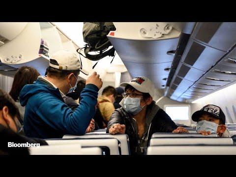 How to avoid Coronavirus during air travel