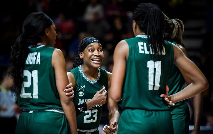Buhari hails D'Tigress for Olympic Games qualification
