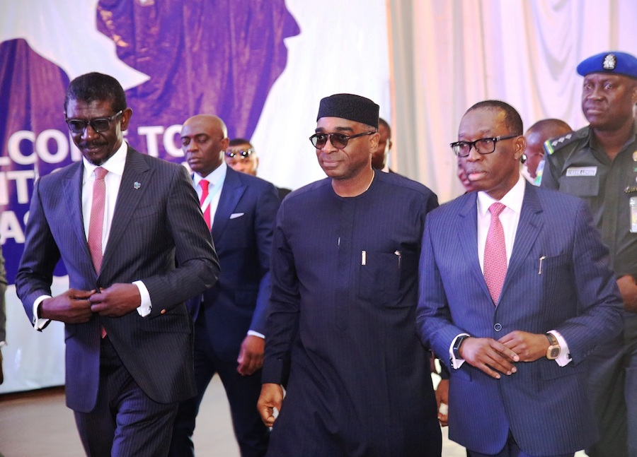 Combined capacity of four ports in Delta surpasses other ports in Nigeria - Okowa