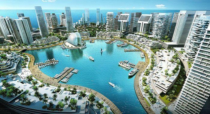 Eko Atlantic City to contribute over $1bn to Nigerian economy