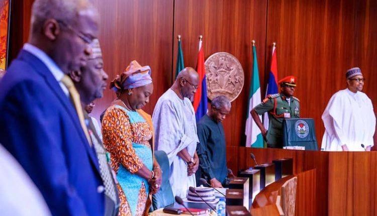 Infrastructure gets boost as FEC approves N77bn contracts