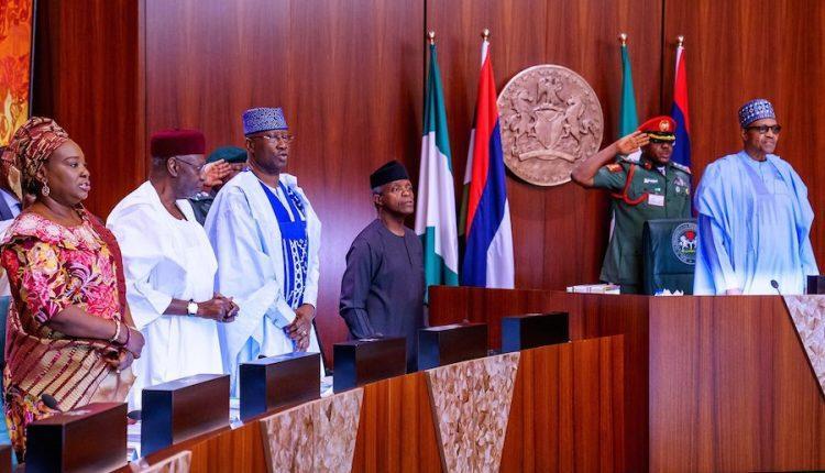 NSA absent as Buhari presides over FEC