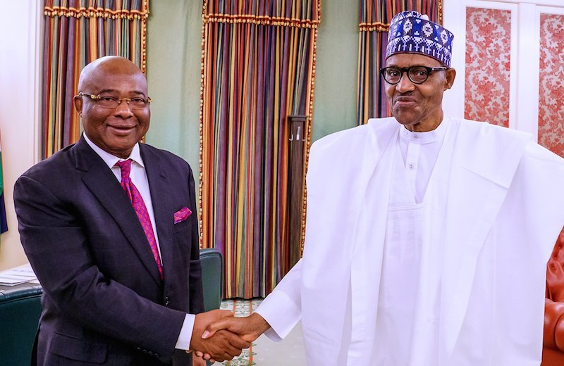 Those who chose to remain in opposition will starve- Uzodinma