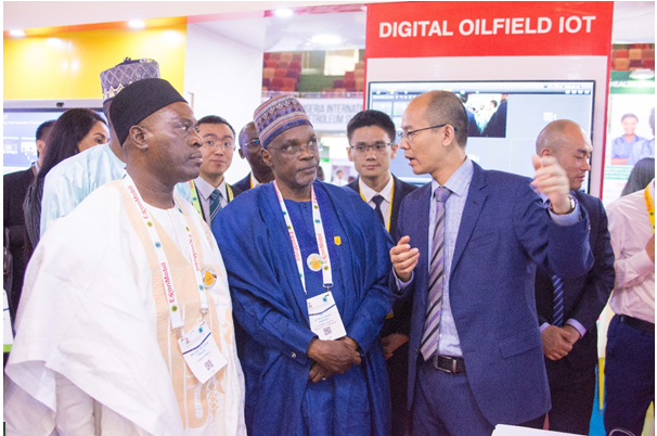 Huawei's digital oilfield IoT solution to boost safety in oil sector