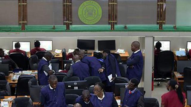 Nigeria stock market defies analysts' sentiment