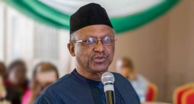 Osagie Ehanire, Minister ofHealth