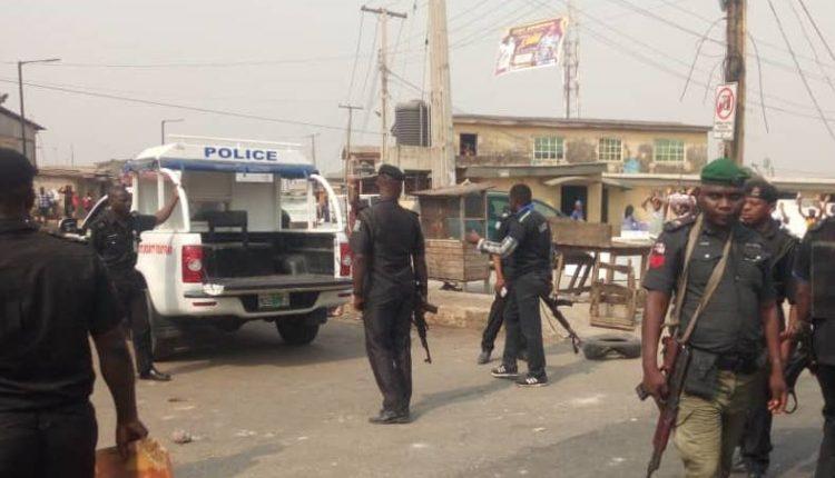 Coronavirus: Police set to enforce compliance as Kwara govt locks down Offa