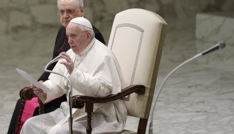 The two popes and the battle for the future of human society