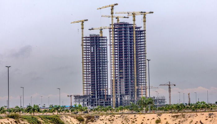 Eko Development Company makes history with Azuri Towers