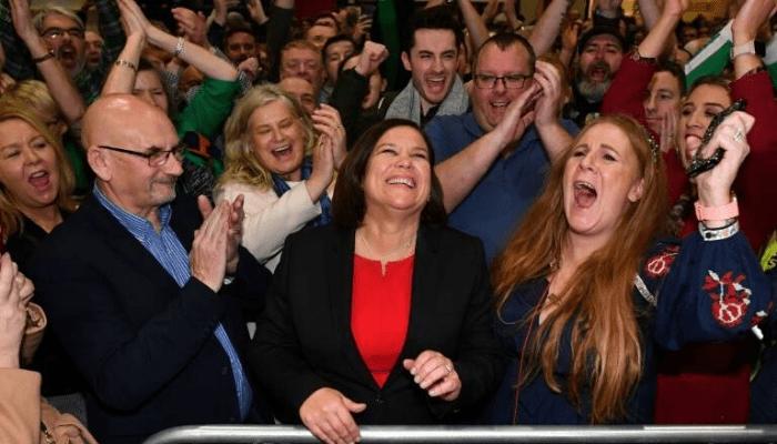 Ireland: how Sinn Féin stormed the Dublin party