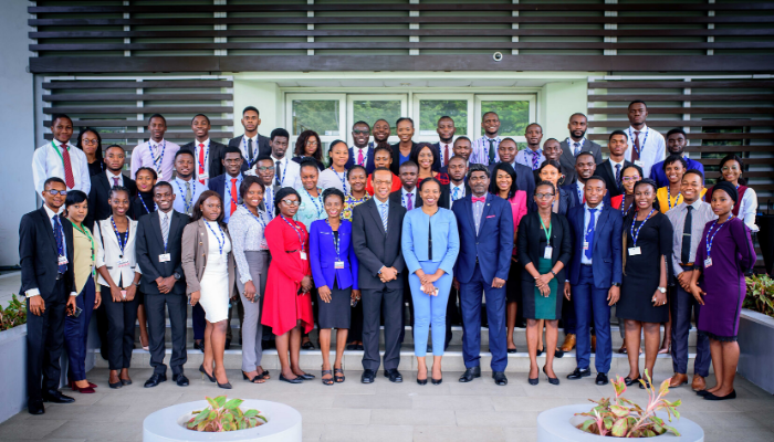 JA Nigeria, LBS deepen management capacity for 50 serving youth corp members