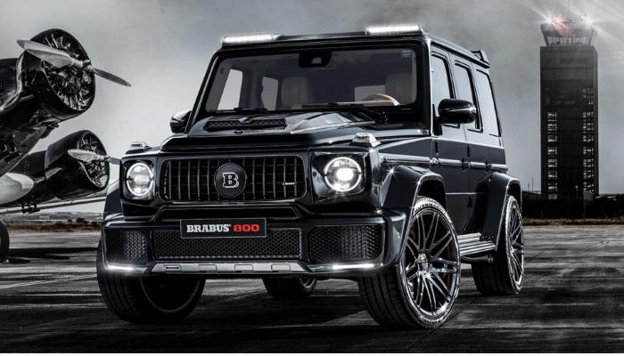 Allianz Nigeria provides premium insurance to BRABUS car owners