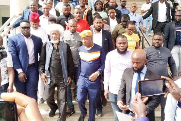 Sowore: Court awards N200,000 against FG for delaying trial