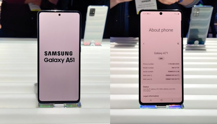 Samsung embeds high tech functionalities in new mid-range devices