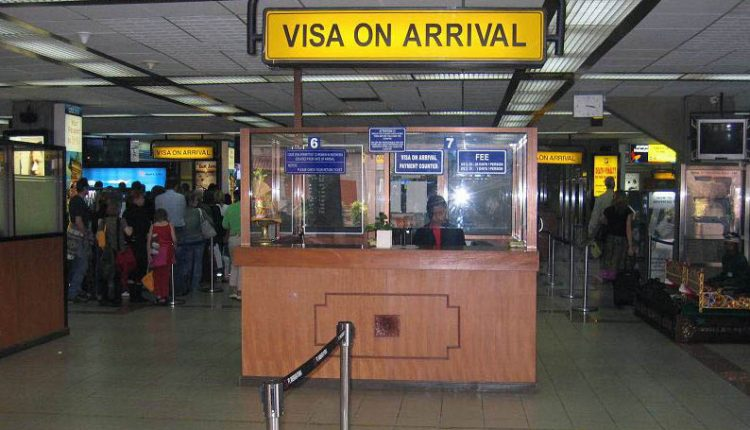System breakdown disrupts visa on arrival at Lagos airport