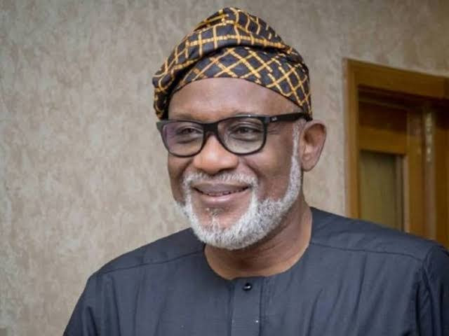 Our relationship with Governor Rotimi Akeredolu - Businessday NG