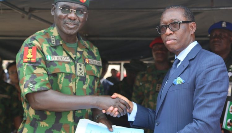 Increased Army Formations In Delta Will Boost Security