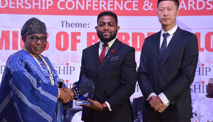 Huawei bags Nigeria telecom leadership award