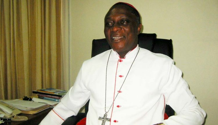 The impact of our Christian faith must be felt in public life – Archbishop Martins