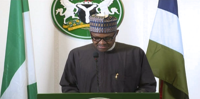 Buhari to address the nation by 7pm today