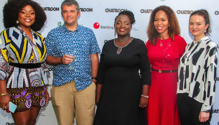 Deputy British high commissioner hosts guests to exclusive screening of 'CHATROOM'