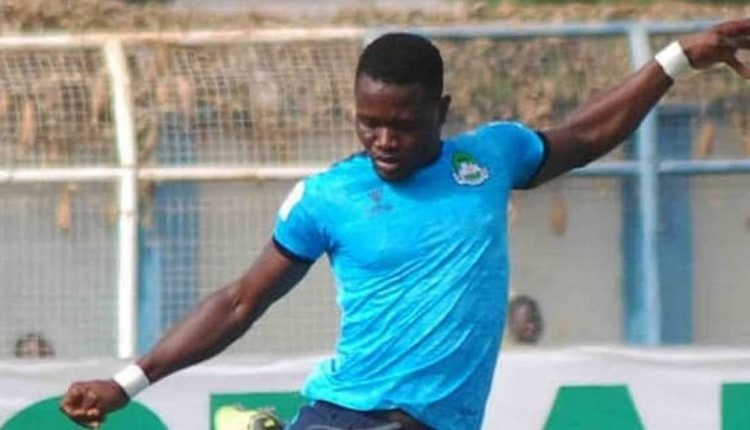 NFF to investigate death of Nasarawa United playerChineme Martins