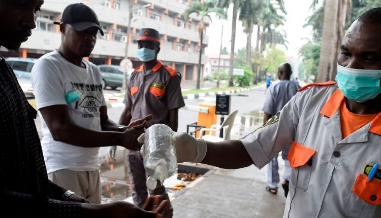 AXA Mansard Donates PPE to help support the fight against Coronavirus Pandemic