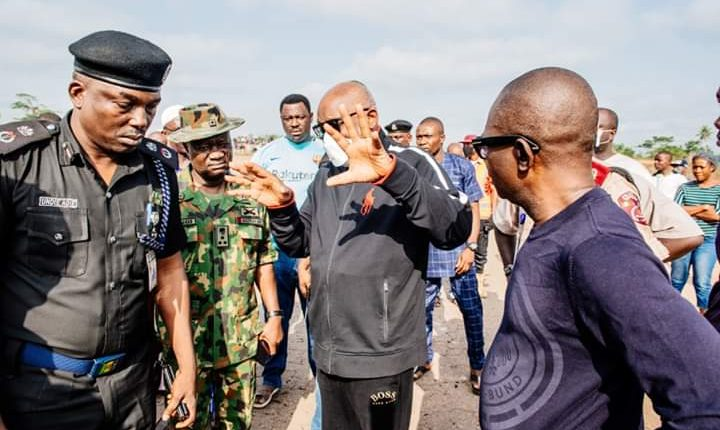 Akure explosion wasn't meant to attack, it was accidental- Akeredolu