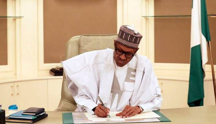 COVID-19: Buhari directs payment of salaries