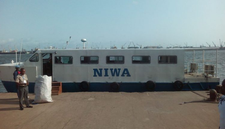 NIWA unveil plans to curb boat accidents on Nigerian inland waters