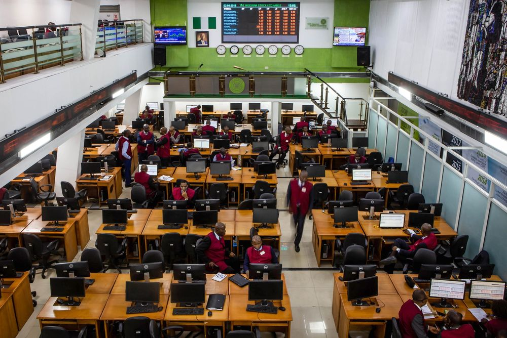 These14 NSEstocks yielded positive returns in excess of +10asat half-year