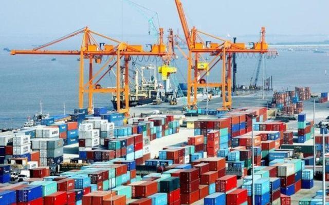 Nigerian seaports